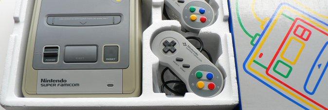 Secondo Eurogamer sta per arrivare il SNES Mini
