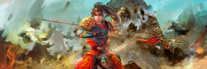 Knights of Valour è disponibile su PlayStation 4