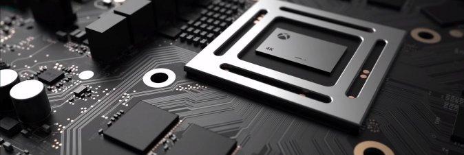 Xbox Scorpio sarà sorprendente anche in full HD