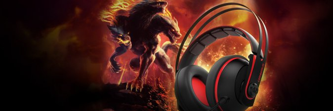 ASUS presenta le cuffie gaming Cerberus V2