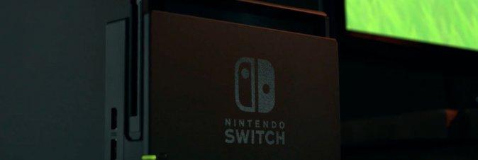 La versione stand-alone della dock per Switch arriva a giugno