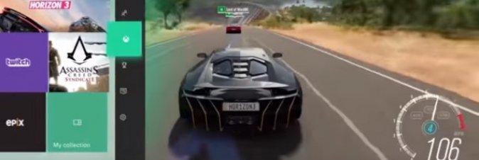 Prima immagine dell'interfaccia di Xbox Scorpio?