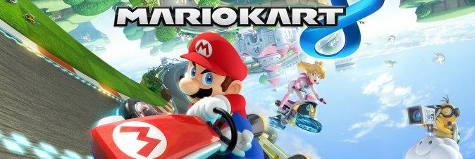 Mario Kart 8 sorpassa e si piazza primo!