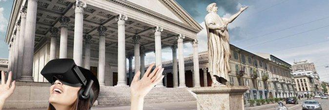 Arte e Storia in realtà virtuale grazie a NVIDIA