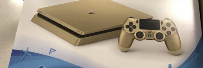Arriva una PS4 gold?