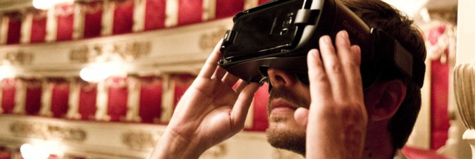La Realtà virtuale arriva alla Scala