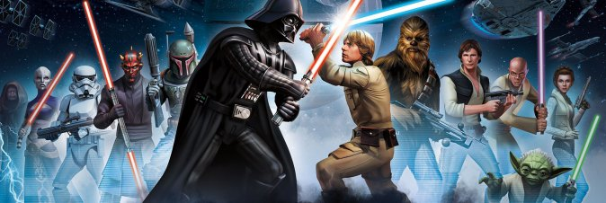 Star Wars: le trilogie