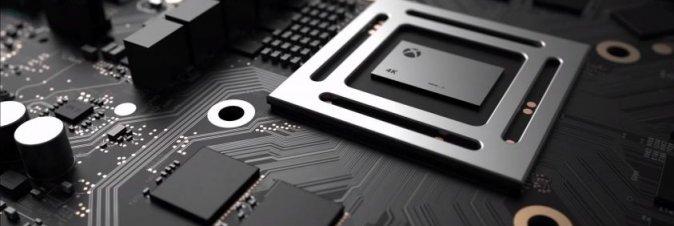 Xbox Scorpio sarà venduta a 499$