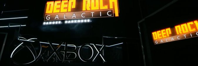 [E3 2017] Deep Rock esclusiva Xbox One