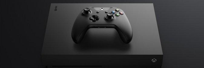 [E3 2017] Xbox One X ha data di uscita e prezzo