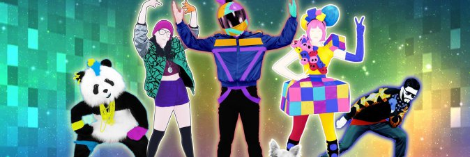 [E3 2017] Just Dance 2018 movimenta il palco della conferenza Ubisoft