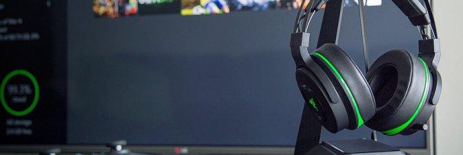 Razer annuncia le cuffie definitive per il mercato console