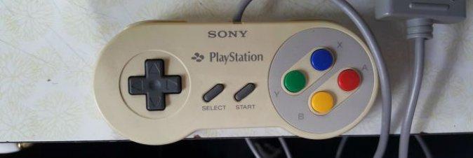 Emerge un prototipo della console Nintendo/Sony