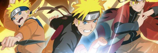 Tutti i Naruto a raccolta