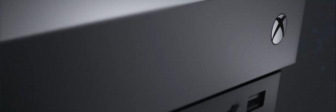Xbox One X: oltre la grafica c'è di più