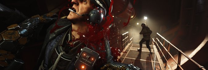 Wolfenstein II e The Evil Within 2 supporteranno a dovere Xbox One X