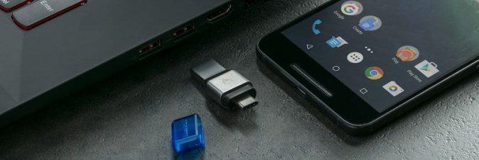 Un nuovo lettore di schede microSD USB Type C da Kingston