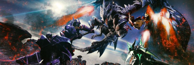 Una demo per Monster Hunter XX