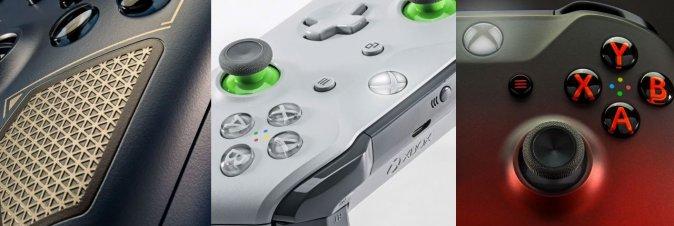 Tre nuovi controller Xbox One in arrivo
