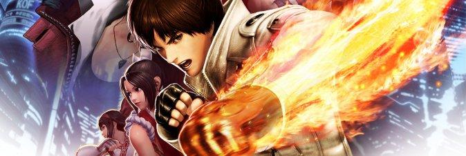 Disponibili i primi due episodi della serie dedicata a King of Fighters