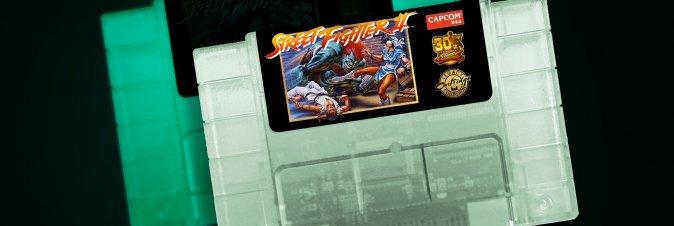 Una cartuccia da collezione per i 30 anni di Street Fighter