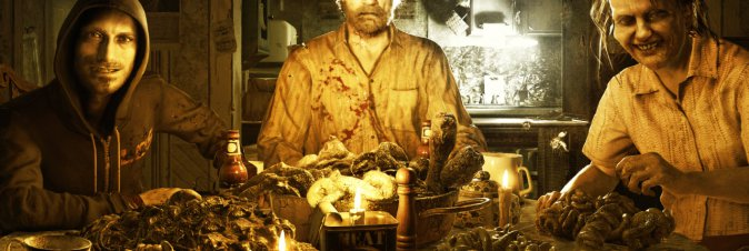 Annunciato Resident Evil 7 Gold Edition