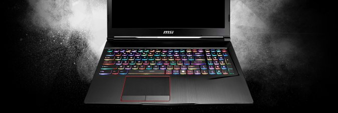 Arriva MSI GE63 RAIDER, il gaming notebook con il look da auto sportiva