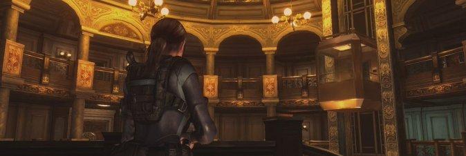 Resident Evil Revelations 1+2 datato su Switch