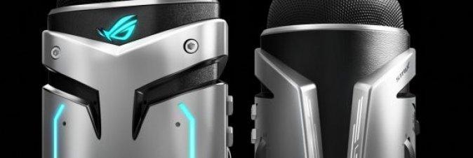 ASUS si inserisce nel mercato dei microfoni per il gaming