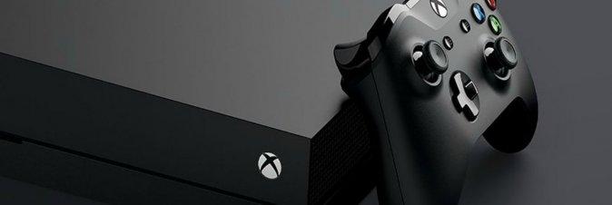 Xbox One X non sarà solo grafica 4K