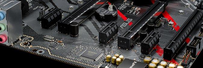 ASUS annuncia le nuove schede madri serie Z370