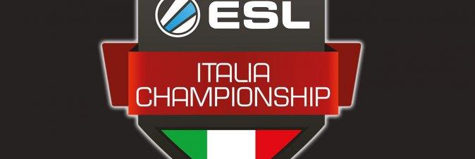 ESL Italia Championship: al via la stagione invernale