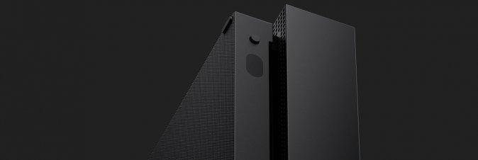 Su Xbox One X a gestire gli aggiornamenti 4K saranno gli sviluppatori