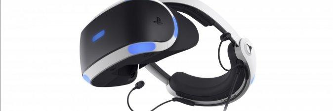Sony sospende la produzione del primo modello di PS VR?