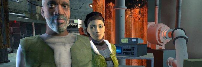 Addio ad Eli Vance di Half-Life 2