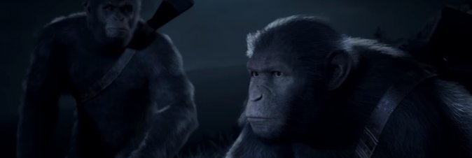 Sony ripresenta Planet of the Apes: The Last Frontier