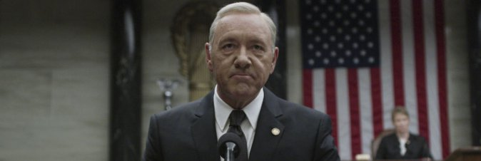 House of Cards chiude i battenti