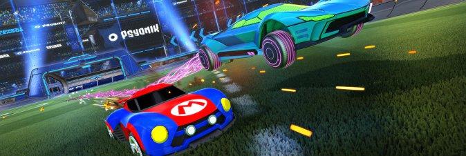 La versione Switch di Rocket League arriva fra due settimane