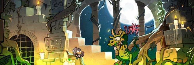 Wonder Boy : The Dragon's Trap sbarcherà anche in Europa