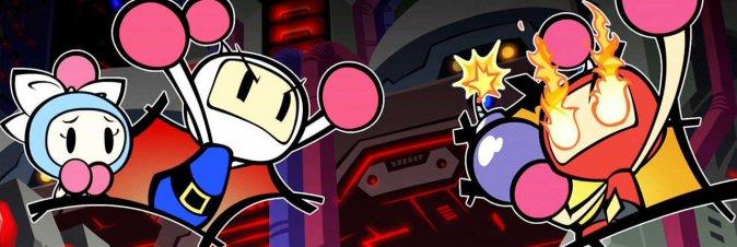 Super Bomberman R si aggiorna
