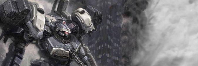 Disponibile il tema dinamico di Armored Core