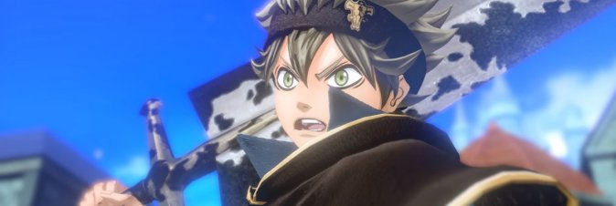 Bandai Namco annuncia Black Clover Project Knights