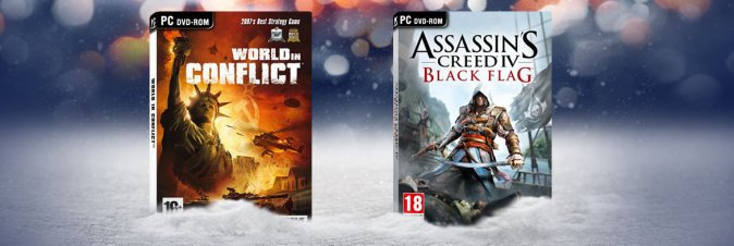 Inizia il Natale targato Ubisoft