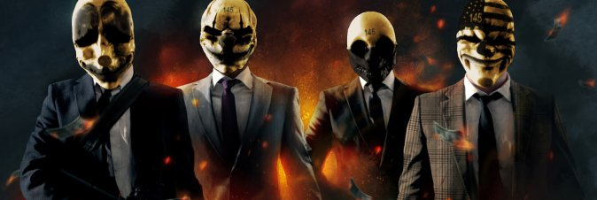 PayDay 2 datato su Switch