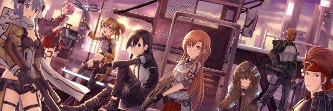 Nuove informazioni per Sword Art Online: Fatal Bullet