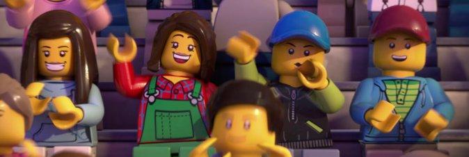 Un mondo di LEGO per il calendario dell'avvento di Gamestop