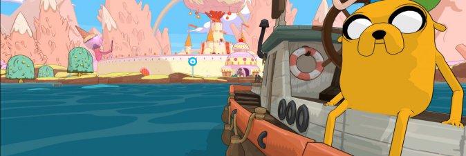 Adventure Time: Pirates of the Enchiridio arriva in primavera