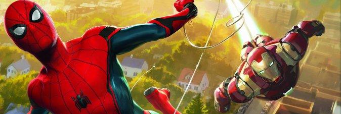 Il secondo film su Spider-Man di Marvel ha un titolo