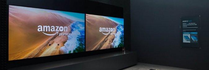 Samsung e Amazon Prime Video lanciano i contenuti HDR10+