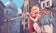 La skin Mercy Rosa di Overwatch sostiene la ricerca contro il cancro al seno